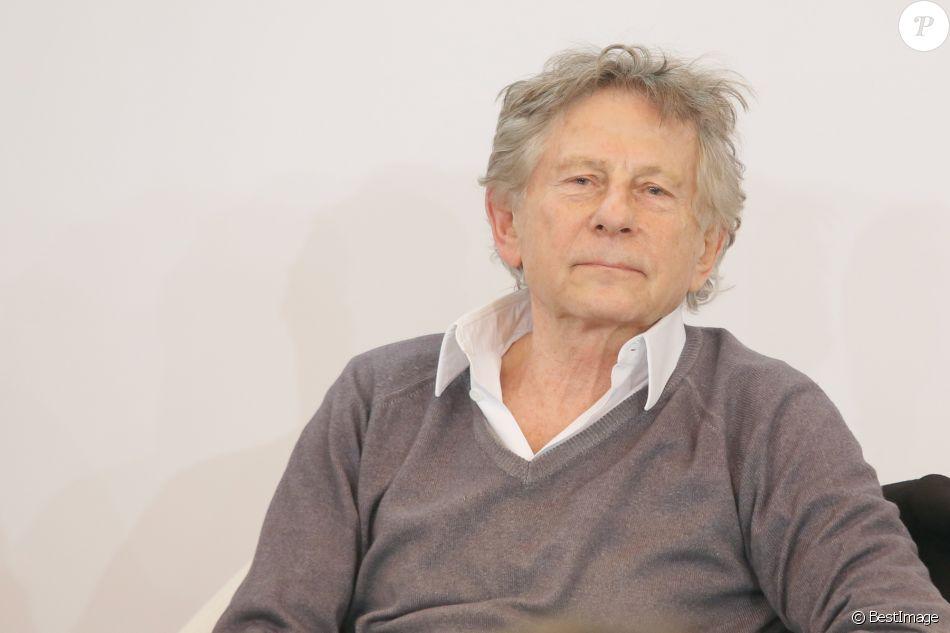 Roman Polanski - 35ème salon du livre au parc des Expositions à la Porte de Versailles à Paris, le 20 mars 2015.