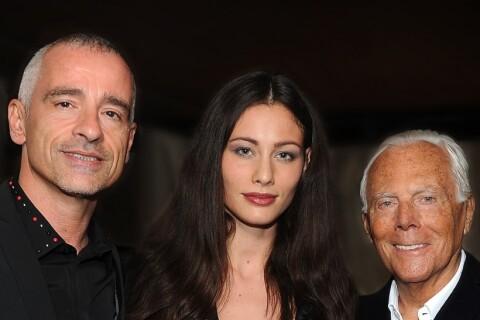 Eros Ramazzotti : Passionné de design, avec son épouse et Mathilde Borromeo