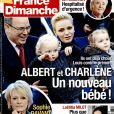 "Magazine ""France Dimanche"" en kiosques 7 avril 2017."