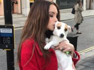 Nabilla et sa chienne Pita enfin réunies à Londres : La star très émue !