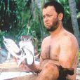 En 2000, il a repris plus de poids, bien sûr, pour le film de Robert Zemeckis, Seul au monde...