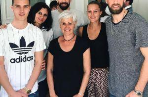 Nikola Karabatic : Son petit Alek souffle sa première bougie, la famille réunie