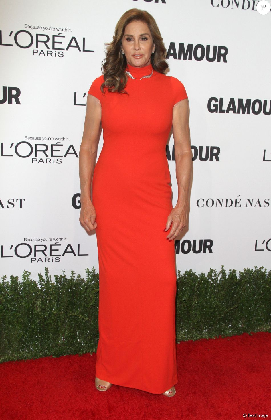 "Caitlyn Jenner - Soirée ""Glamour Women Of The Year 2016"" à la ""NeueHouse"" à Hollywood, le 14 novembre 2016."