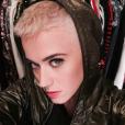 Katy Perry sur une photo publiée sur Instagram le 10 avril 2017