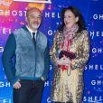 """Christian Louboutin - Avant-première du film """"Ghost in the Shell"""" au Grand Rex à Paris, le 21 mars 2017. © Olivier Borde/Bestimage"""