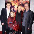Ian Softley et sa famille