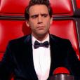 """""""Mika dans """"The Voice 6"""" le 8 avril 2017 sur TF1."""""""