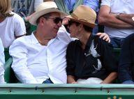 Cristina Cordula complice avec son chéri Frédéric, devant Novak Djokovic