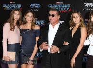 Sylvester Stallone et David Hasselhoff : Leurs ravissantes filles s'affrontent !