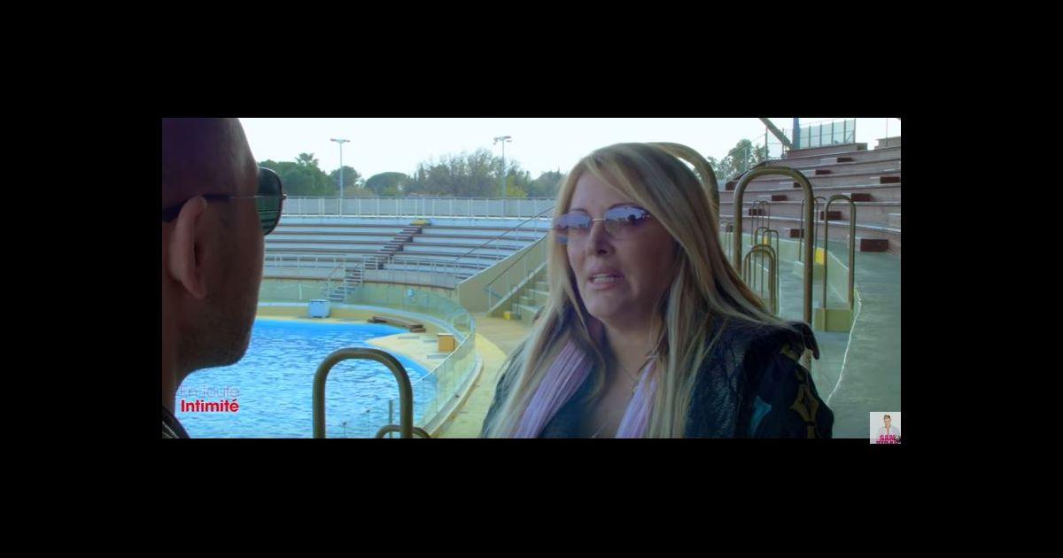 Loana la piscine dans le loft pourquoi elle a craqu for Loft story 1 piscine