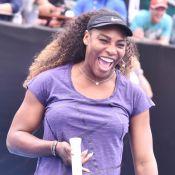 Serena Williams : L'annonce de sa grossesse sur Snapchat était une erreur...