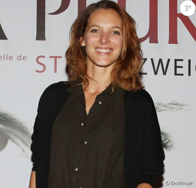 Exclusif - Elodie Varlet - Générale de la pièce 'La Peur' au théâtre Michel à Paris le 13 octobre 2016. © Denis Guignebourg/Bestimage