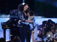 Selena Gomez et Alicia Keys : Tendre câlin et moment complice sur scène