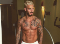"M. Pokora : Le coach de ""The Voice 6"" exhibe son torse musclé !"