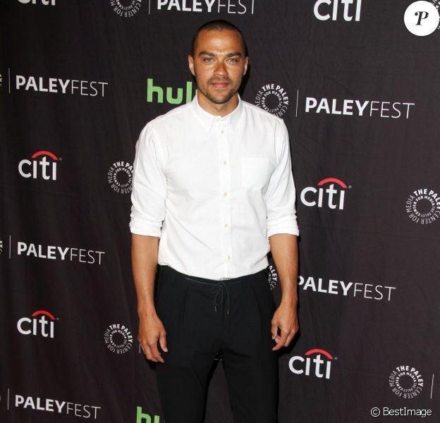 Jesse Williams à la soirée PaleyFest: Grey's Anatomy au théâtre The Dolby à Hollywood, le 19 mars 2017