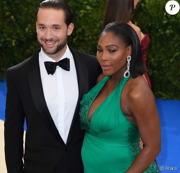 Alexis Ohanian and Serena Williams attending The Metropolitan Museum of Art Costume Institute Benefit Gala 2017, in New York City, USA. Photo Credit should read: Doug Peters/EMPICS Entertainment. ... The Metropolitan Museum of Art Costume Institute Benefit Gala - New York ... 01-05-2017 ... New York City ... USA ... Photo credit should read: Doug Peters/Doug Peters. Unique Reference No. 31147963 ...01/05/2017 -