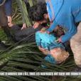 """Sandrine s'est étouffée avec un bout de coco dans l'épisode de """"The Island 3"""" diffusé lundi 1er mai 2017 sur M6."""