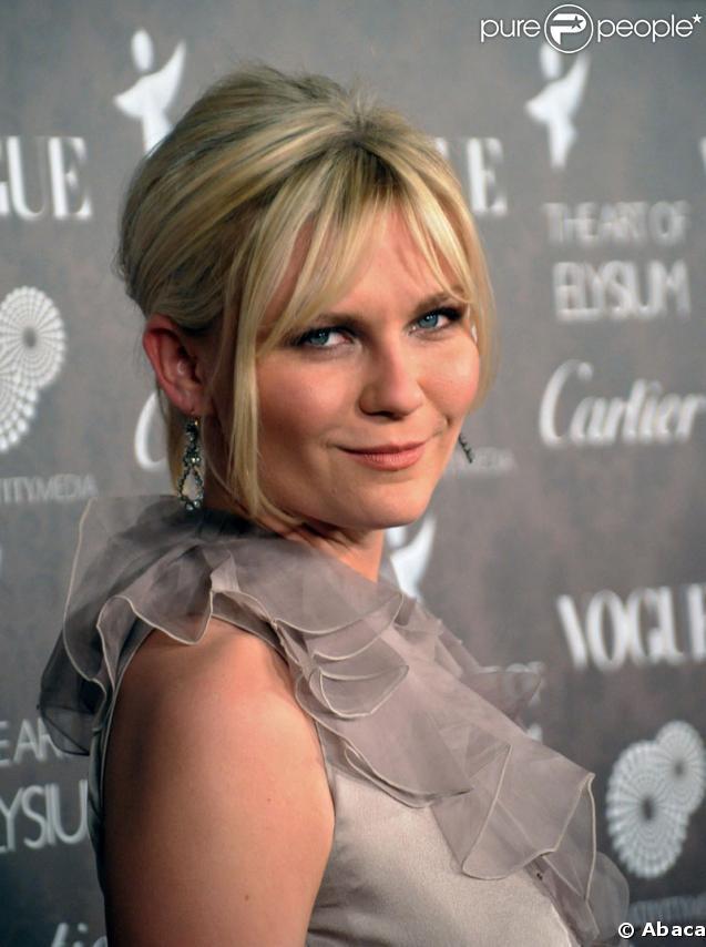 Kirsten Dunst pique la place de... Michelle Williams