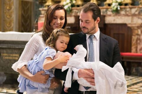Félix et Claire de Luxembourg : L'émouvant baptême de leur fils Liam, au Vatican