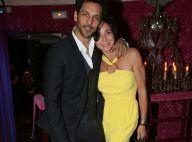 Sandra Zeitoun : Sexy pour son anniversaire, Tomer Sisley à ses côtés