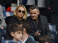 PSG-Bastia : Cécile de Ménibus avec son amoureux Thierry aux côtés des Sarkozy