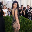 "Kendall Jenner - Photocall du MET 2017 Costume Institute Gala sur le thème de ""Rei Kawakubo/Comme des Garçons: Art Of The In-Between"" à New York. Le 1er mai 2017"