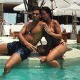 Kelly Helard, ex-candidate des Ch'tis, et Neymar, ex-candidat de la Belle et ses princes presque charmants, se sont mariés à Las Vegas.