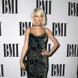 Taylor Swift lors des la 64 ème soirée annuelle des BMI Pop Awards au Beverly Wilshire Four Seasons Hotel à Los Angeles, le 10 mai 2016.