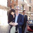 Woody Allen et sa fille
