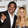 Lionel Richie et sa fille adoptive, Nicole