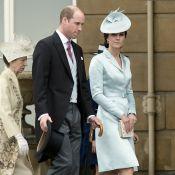 Kate Middleton : Lumineuse pour la 1re garden party, mais un peu angoissée...