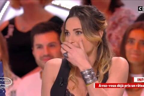 """Capucine Anav - Son énorme râteau avec Bertrand Chameroy : """"Il m'a bloquée !"""""""