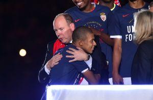 Albert II de Monaco et Pierre Casiraghi, en feu avec les champions de l'ASM