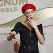 Cara Delevingne : Gourmande et stylée à Cannes