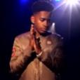 """Lisandro dans """"The Voice 6"""" le 18 février 2017."""
