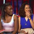 Les Sugazz chantent  Papaoutai  de Stromae lors du premier live de  The Voice 6  sur TF1, le 20 mai 2016.