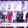 Premier live de  The Voice 6 , le 20 mai 2016 sur TF1.