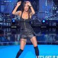 Leila Ben Khalifa et sa danse torride dans  Vendredi tout est permis , sur C8, vendredi 19 mai 2017.