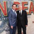 Kyle MacLachlan , David Lynchà la première de la série 'Twin Peaks' à l'hôtel Ace à Los Angeles, le 19 mai 2017 © Chris Delmas/Bestimage