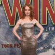 Alicia Wittà la première de la série 'Twin Peaks' à l'hôtel Ace à Los Angeles, le 19 mai 2017 © Chris Delmas/Bestimage