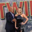 Russell Simmons et Amy Shields (selfie)à la première de la série 'Twin Peaks' à l'hôtel Ace à Los Angeles, le 19 mai 2017 © Chris Delmas/Bestimage