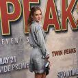 Sara Paxtonà la première de la série 'Twin Peaks' à l'hôtel Ace à Los Angeles, le 19 mai 2017 © Chris Delmas/Bestimage