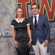 Patrick Fischler et sa femme Lauren Bowlesà la première de la série 'Twin Peaks' à l'hôtel Ace à Los Angeles, le 19 mai 2017 © Chris Delmas/Bestimage
