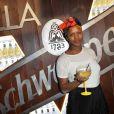 """Exclusif - Fadily Camara (Jamel Comedy club) - Soirée du film """"Western"""" à la Villa Schweppes lors du 70ème festival de Cannes le 18 mai 2017. © Veeren/Bestimage"""