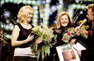 Agnetha et la princesse Frida, les stars d'Abba, ont reçu... un gros cadeau !