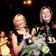 Agnetha et Frida du groupe Abba reçoivent un Lifetime Achievement Award couronnant leur carrière.