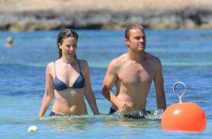 Nico Rosberg, futur papa : Son épouse Vivian, enceinte de leur deuxième enfant