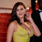 Cannes 2017 : Irina Shayk, premier tapis rouge sexy après la naissance de bébé