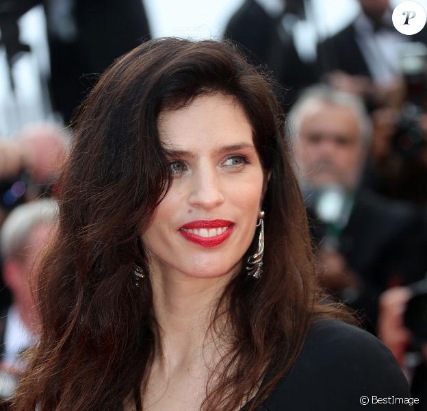 Maïwenn Le Besco - Montée des marches du film de la Soirée 70ème Anniversaire lors du 70ème Festival International du Film de Cannes. Le 23 mai 2017. © Borde-Jacovides-Moreau / Bestimage