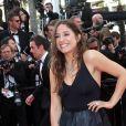 Izia Higelin- Montée des marches de la Soirée 70ème Anniversaire lors du 70ème Festival International du Film de Cannes. Le 23 mai 2017. © Borde-Jacovides-Moreau / Bestimage